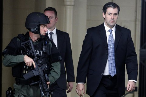 Walter Scott shooting: Michael Slager, ex-officer, sentenced to 20 years in prison