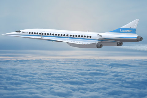 Supersonic air travel just took another big step toward its rebirth