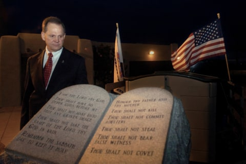 Roy Moore's Senate race is a referendum on Christian values in the age of Trump