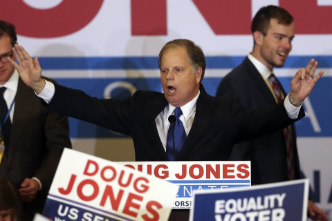 Alabama's women wrote the verdict on Roy Moore