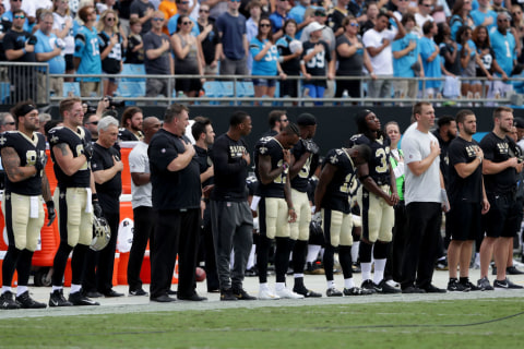 NFL fan sues team over players protesting during anthem