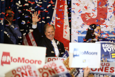 Roy Moore lost his election in Alabama. But the GOP risks losing its soul.