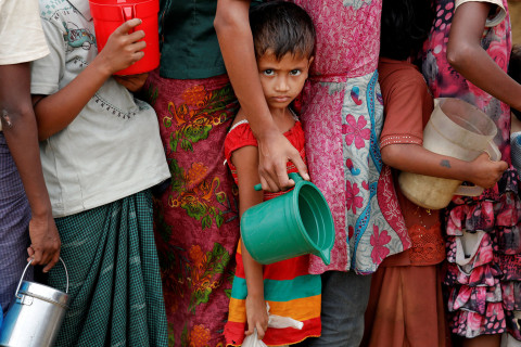 Violent rape just one of many disasters for Rohingya refugees