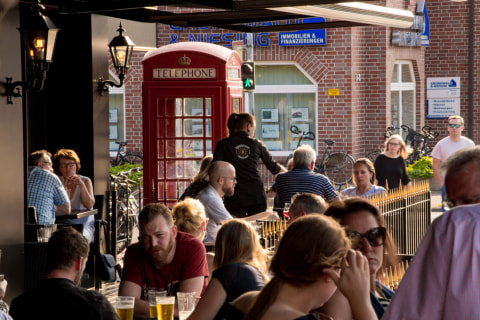 Brexit drives Europeans to drink, inspiring new beers and pubs