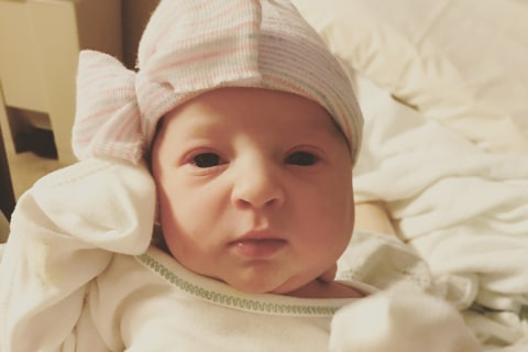 Couple has baby from 24-year-old frozen embryo