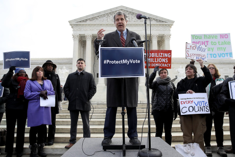 Supreme Court appears likely to approve Ohio's voter purging