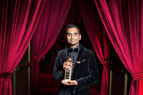 Aziz Ansari responds to report of 'uncomfortable' sexual encounter