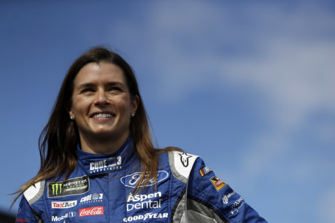 Danica Patrick and Aaron Rodgers are sports' new power couple