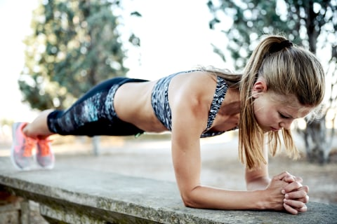 10 core exercises that are better for your back (and body) than crunches