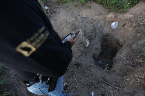 Dozens of skulls found in Mexico's Nayarit state amid cartel battles