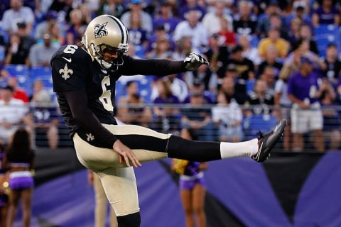 Vikings fans' donations to charity of Saints' punter tops $100K