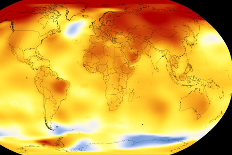 2017 was one of the hottest years on record, NASA says
