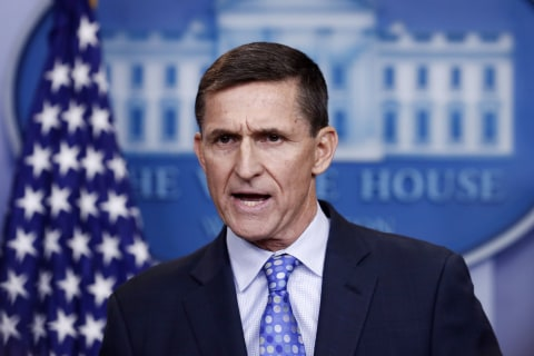 Michael Flynn campaigns for GOP candidate in first appearance since guilty plea in Mueller probe