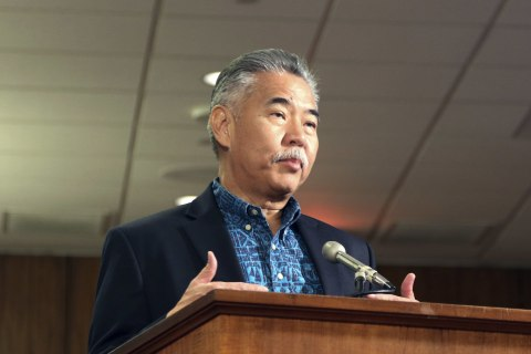 First Read's Morning Clips: David Ige wins in Hawaii