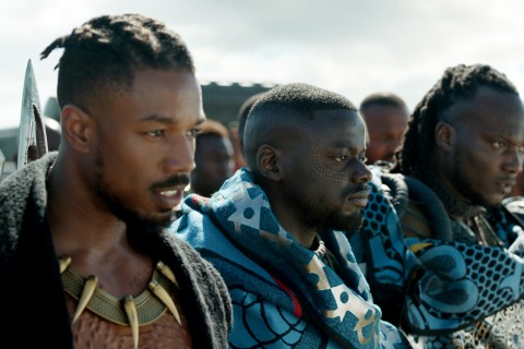 'Black Panther' blows away box office with $192 million weekend