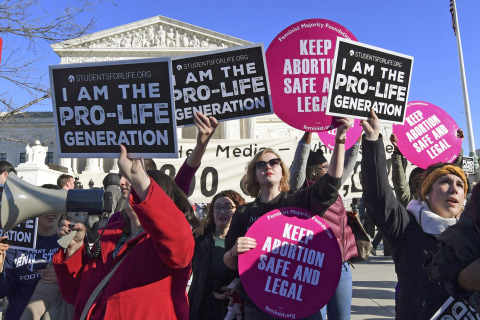 Trump's budget is an unmitigated disaster for abortion rights and reproductive health