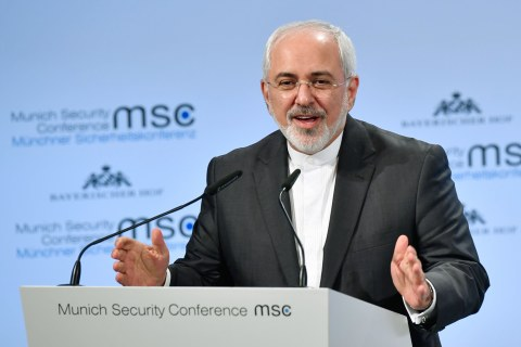 Iranian Foreign Minister Zarif: Israel 'will see the response' if they act against Iran
