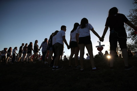 Florida students like me want to stop school shootings, not fight with politicians