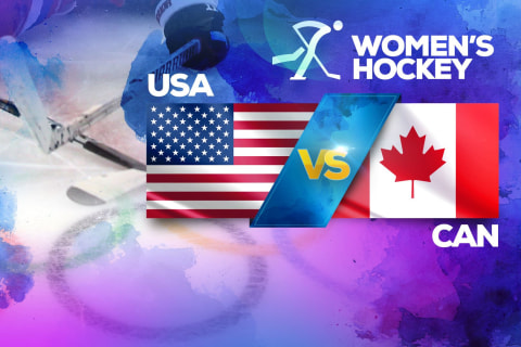Rivalry renewed: USA, Canada battle in women's hockey gold medal game