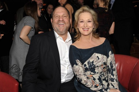 Harvey Weinstein uses words from Meryl Streep, others in his legal defense