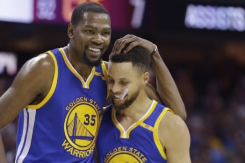 Report: Warriors will spend trip to D.C. with kids, not Trump