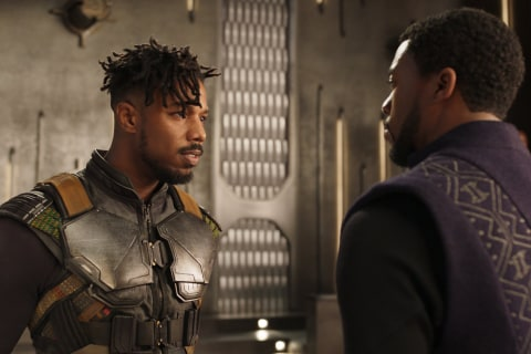 The defeat of Killmonger in Black Panther holds lessons for Israel