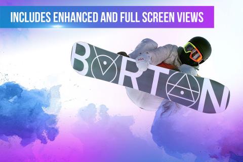 Watch men's big air and the alpine ski event primetime on NBC