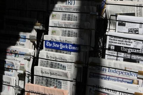 U.S. publishers worry about pricier newsprint with new tariffs
