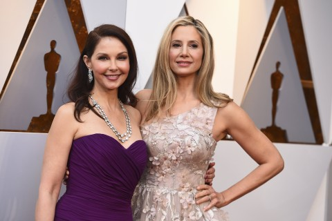 Women introduce powerful #MeToo video at the Academy Awards