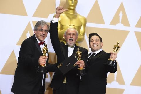 Oscars 2018: Full list of Academy Award winners
