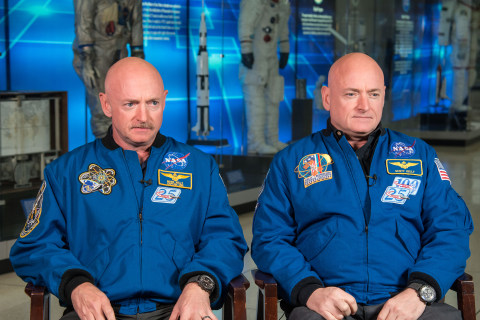 NASA twins study shows how spaceflight affects astronauts' bodies