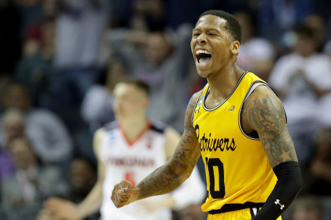 No. 16 UMBC makes history by knocking off No. 1 Virginia in stunner