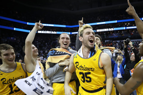 One bettor cashes in big time on USMBC's historic upset vs. Virginia