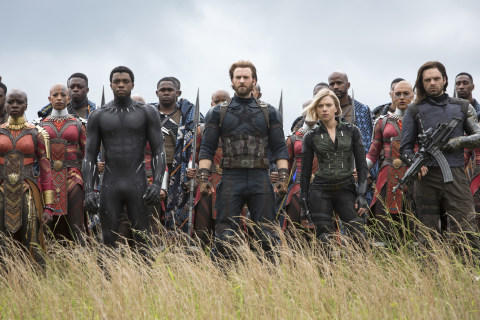 Marvel's 'Avengers: Infinity War' trailer suggests there is such a thing as too many superheroes