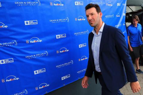 Tony Romo set to make PGA Tour debut this week