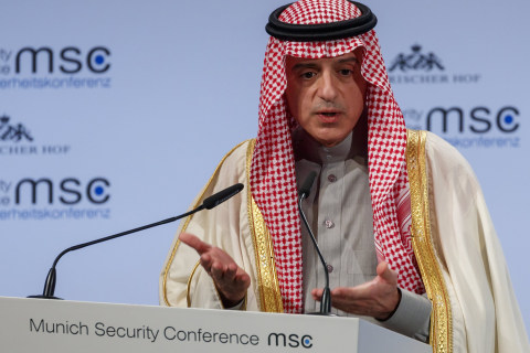 Saudi foreign minister addresses changes in his country