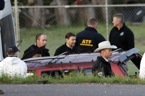 Austin bomb suspect Mark Anthony Conditt recorded 25-minute 'confession,' police say