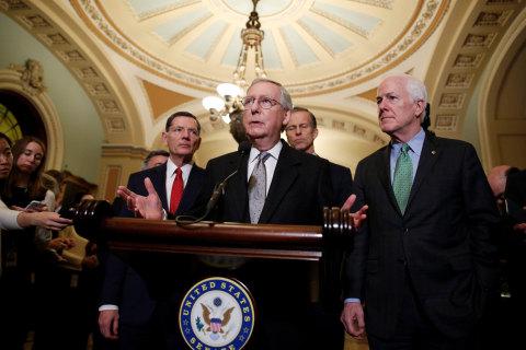 Lawmakers unveil massive spending bill as Friday deadline looms