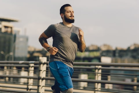 How to ditch the 'dad bod'
