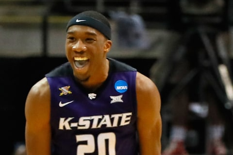 More madness: No. 5 Kentucky stunned by No. 9 Kansas State