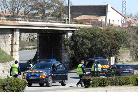 Gunman, 3 others dead in supermarket terror attack in France