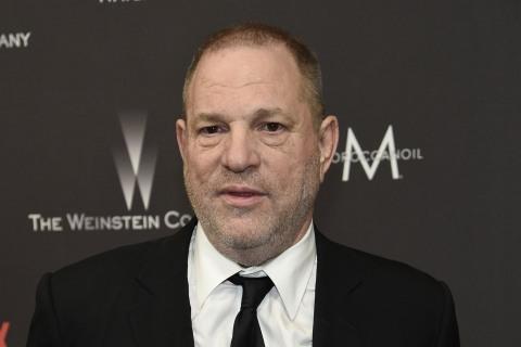 Harvey Weinstein to surrender in sexual misconduct case in Manhattan