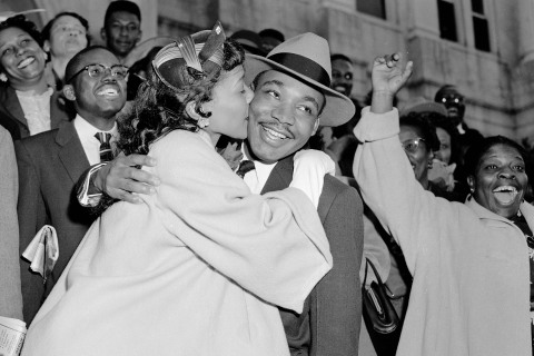 Martin Luther King Jr.: His life in pictures