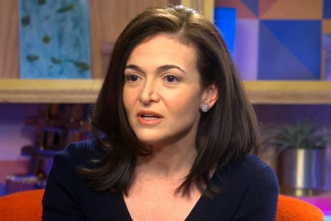 Without data-targeted ads, Facebook would look like a pay service, Sandberg says