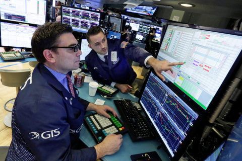 Markets sink as slower job growth, trade-war fears spook investors