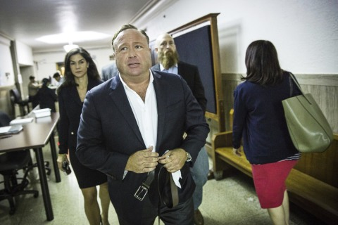 Alex Jones has profited off the lies he told about me. He needs to face the consequences.