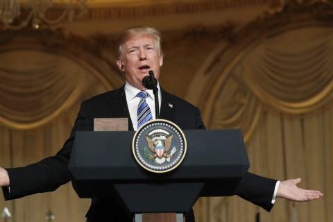 Trump says if he doubts worth of Kim Jong Un meeting 'we're not going'