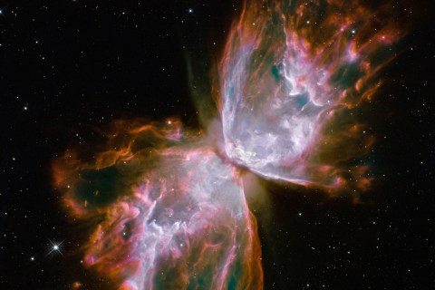 Hubble telescope celebrates 28 years of mind-blowing space pictures