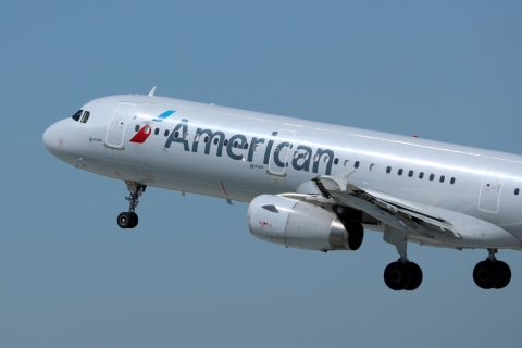 Man tasered on American Airlines flight after allegedly fondling a female passenger