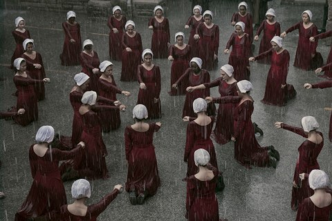 Hulu's 'The Handmaid's Tale' season two focuses more on building its dystopia, less on traumatizing fans